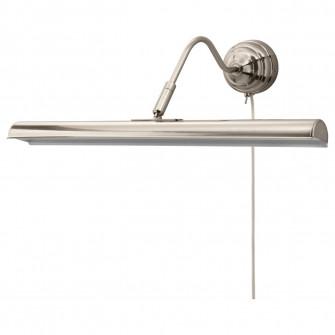 IKEA ARSTID Aplica LED tablou, nichelat