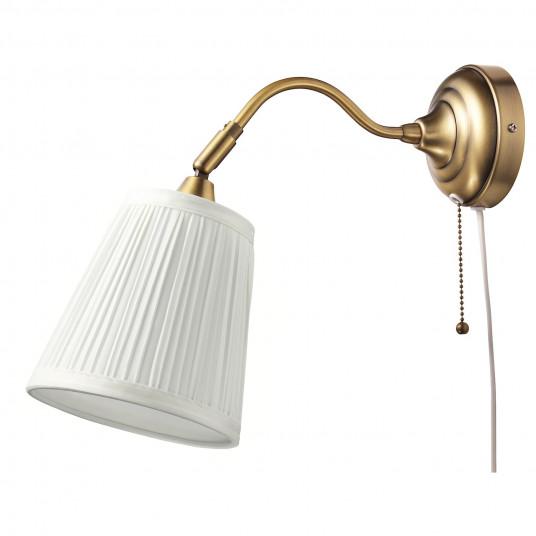 IKEA ARSTID Aplica, alama, alb