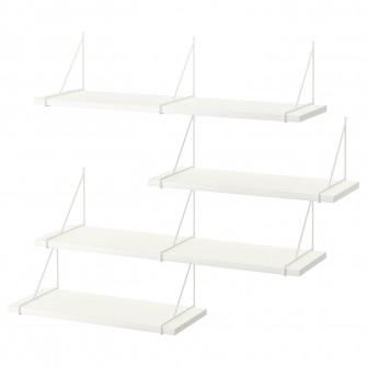 IKEA BERGSHULT / PERSHULT combinatie etajera