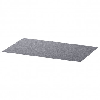 IKEA BESTA Protectie sertar, gri, 32x51 cm