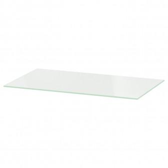 IKEA BESTA Polita sticla, sticla, 56x36 cm