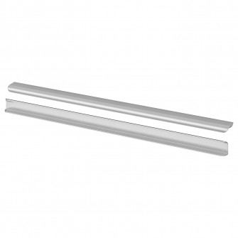 IKEA BILLSBRO Maner, aspect inox, 720 mm