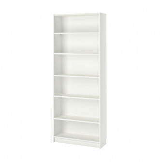 IKEA BILLY Biblioteca, alb 195
