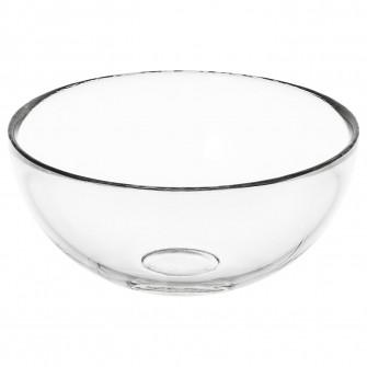 IKEA BLANDA Bol, sticla transparenta, 12 cm