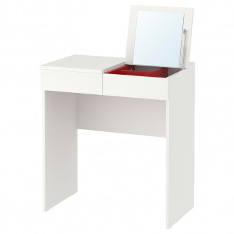 IKEA BRIMNES Masuta de toaleta, alb