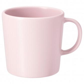 IKEA DINERA Cana, roz deschis, 30 cl