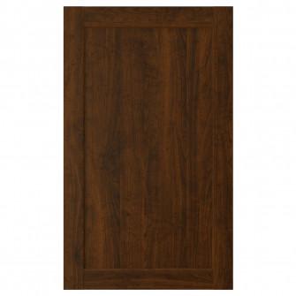 IKEA EDSERUM Usa, aspect lemn maro, 60x100 cm
