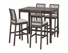 Mese si scaune pentru bar IKEA