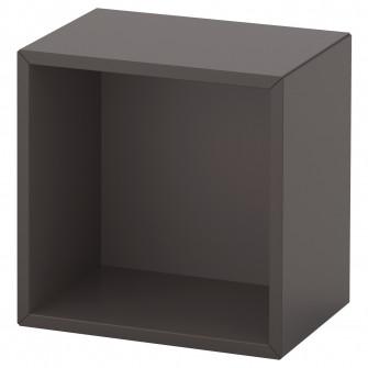 IKEA EKET Etajera suspendata, gri inchis