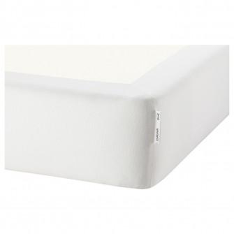 IKEA ESPEVAR Somiera, alb, 90x200 cm