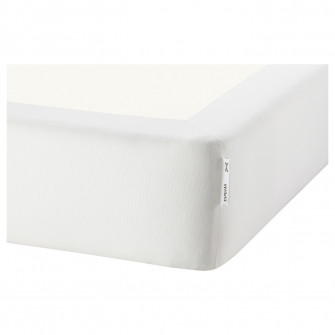 IKEA ESPEVAR Somiera, alb, 160x200 cm