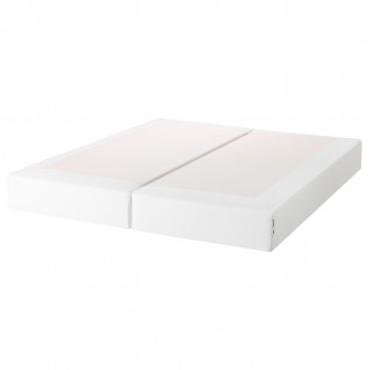 IKEA ESPEVAR Baza saltea cu arcuri, alb, 160x200 cm