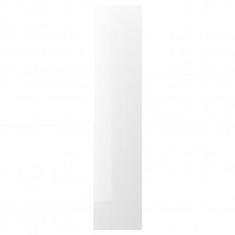 IKEA FARDAL Usa cu balamale, lucios alb, 50x229 cm