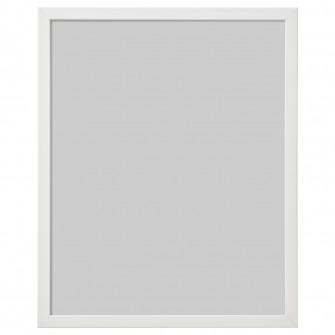 IKEA FISKBO Rama, alb, 40x50 cm