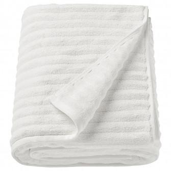 IKEA FLODALEN Prosop baie, alb, 100x150 cm