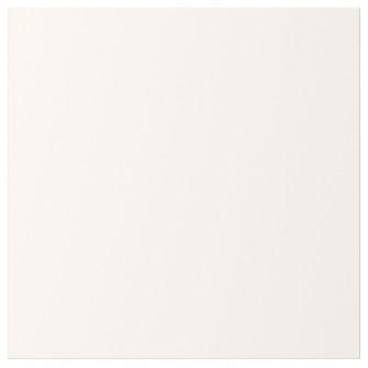 IKEA FONNES Usa cu balamale, alb, 40x40 cm