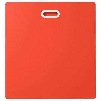 IKEA FRITIDS Front sertar, rosu, 60x64 cm