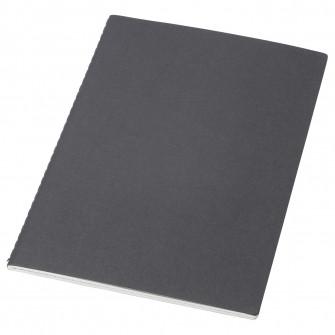 IKEA FULLFOLJA Caiet, negru, 21x15 cm