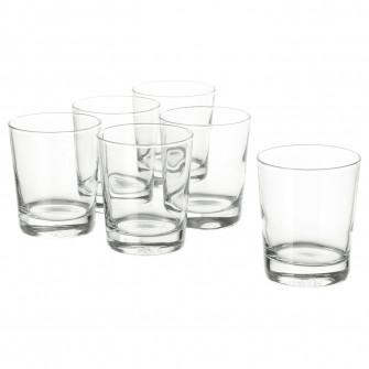 IKEA GODIS Pahar, sticla transparenta
