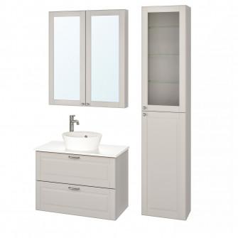 IKEA GODMORGON/TOLKEN / KATTEVIK Mobilier pentru baie,