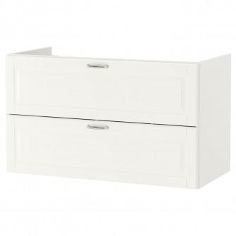 IKEA GODMORGON masca lavoar cu 2 sertare