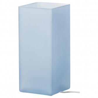 IKEA GRONO Veioza, stcl mt albastru
