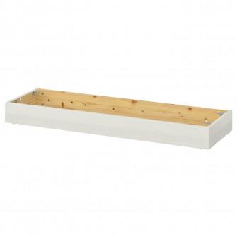 IKEA HAVSTA Plinta, alb, 121x37x12 cm