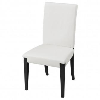 IKEA HENRIKSDAL Cadru scaun, maro inchis