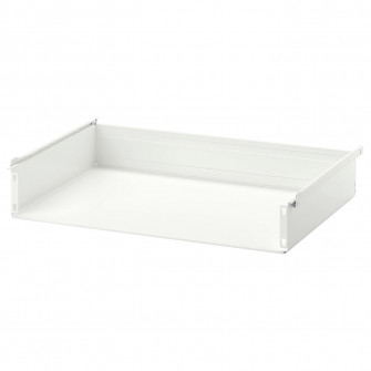 IKEA HJALPA Sertar fara front, alb, 80x55 cm