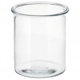 IKEA IKEA 365+ Borcan, rotund, sticla, 1.7 l