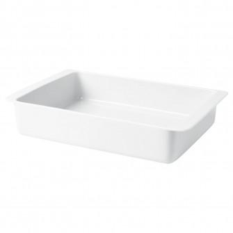 IKEA IKEA 365+ Vas cuptor, alb, 38x26 cm