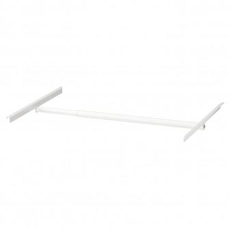 IKEA JONAXEL Sn hn regl, alb, 46-82 cm