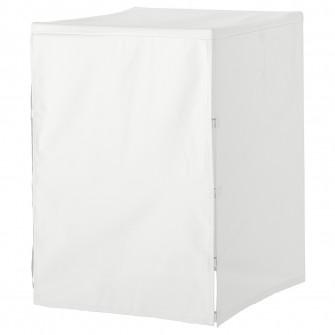 IKEA JONAXEL Husa protectie, alb, 50x51x70 cm