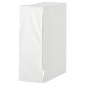 IKEA JONAXEL Husa, alb, 25x51x70 cm