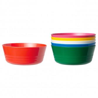IKEA KALAS Bol, multicolor