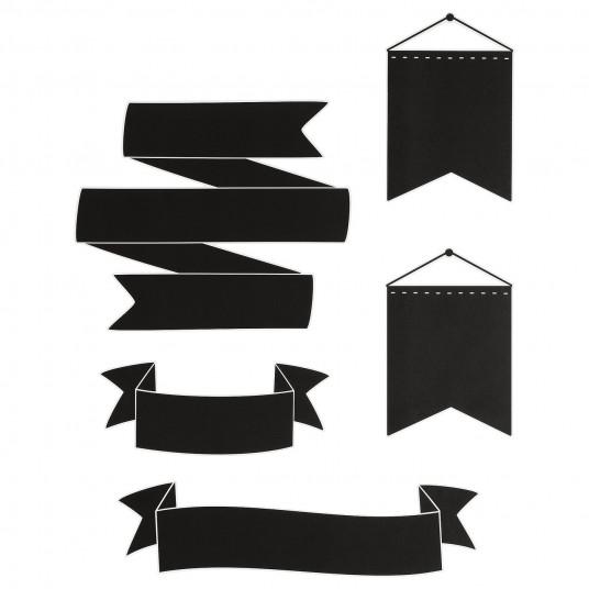 IKEA KINNARED Abtibild, etichete tabla scris