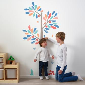 IKEA KINNARED Abtibild, arbore, 160 cm
