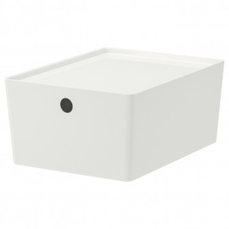 IKEA KUGGIS cutie cu capac