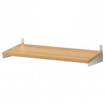 IKEA KUNGSFORS Polita, bambus, 60 cm