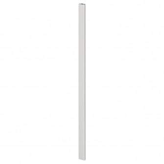 IKEA KUNGSFORS Sina suspensie, inox, 80 cm