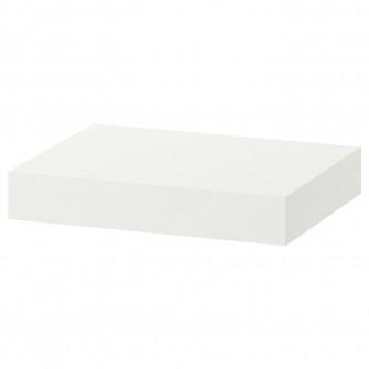 IKEA LACK Polita, alb, 30x26 cm
