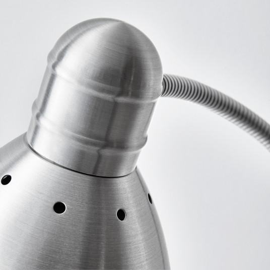 IKEA LERSTA Lampa citit/lampadar, aluminiu