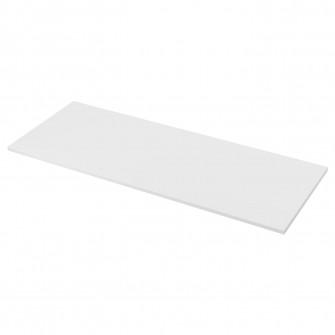 IKEA LILLTRASK Blat - alb, laminat