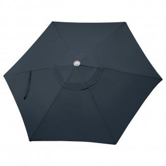 IKEA LINDOJA Panza umbrela, albastru inchis, 300 cm