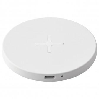 IKEA LIVBOJ Incarcator wireless, alb