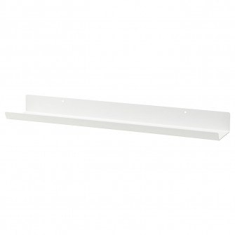 IKEA MALMBACK Polita, alb, 60 cm