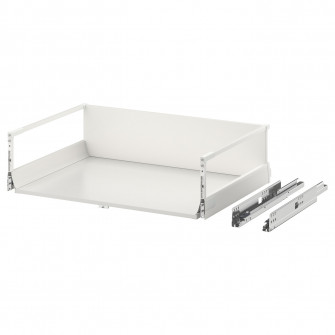 IKEA MAXIMERA Sertar inalt, alb, 80x60 cm