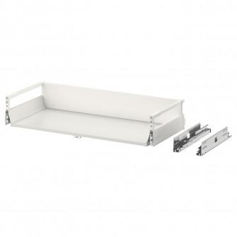 IKEA MAXIMERA Sertar mediu, alb, 80x37 cm
