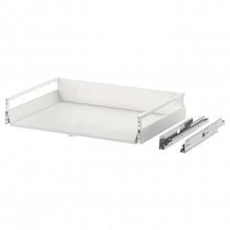 IKEA MAXIMERA Sertar mediu, alb, 80x60 cm