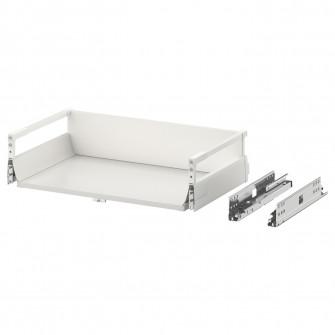IKEA MAXIMERA Sertar mediu, alb, 60x37 cm